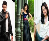Raghu, Samyukta, Radhika in TN Seetharam's comeback film