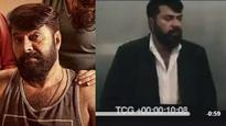 Shots of upcoming Mammootty film 'The Great Father' leaked