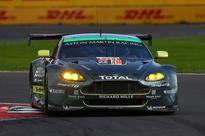 #98 Aston Loses 6H Mexico GTE Am Pole