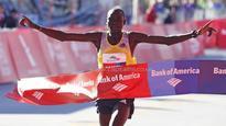 Injury forces  Kimetto out of Chicago Marathon