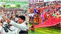 Rajneeti Of Political Padyatras