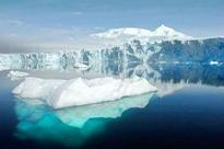 India, Antarctica separated, re-united several times in continental drift