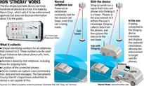 Does cellphone-sweeping 'StingRay' technology go too far?