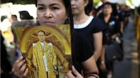 Thai Muslim remembers bomb attack as king visited troubled south