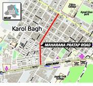 Road named after Maharana Pratap? Delhi already has one