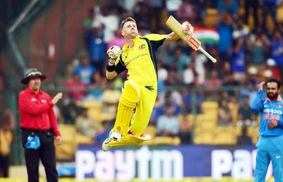 Figure out Australia's 21-run win over India at Bengaluru