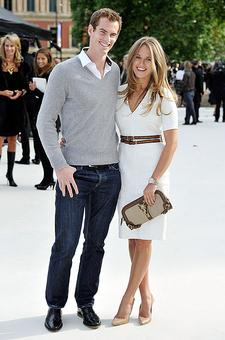 Andy Murray to be daddy again!