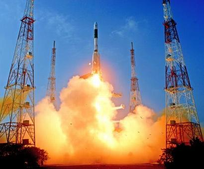ISRO to launch earth observation satellite and 30 nano satellites on Friday