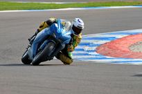 Jeremiah Johnson to race with U of Nottingham in MotoE racing series