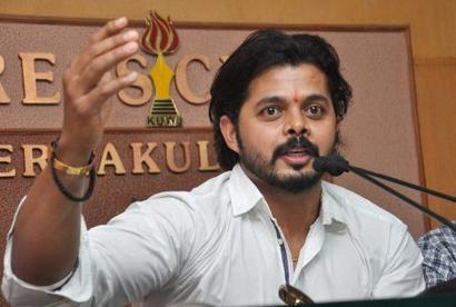 Sreesanth set to defy BCCI life ban, to play for Kerala club