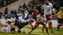 Early points earn Toulon victory at Sale