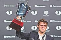 Carlsen's 3rd in a row