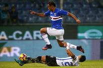 Sampdoria claim Chelsea have made bid for Colombia international Luis Muriel