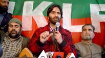 JKLF chairman rejects separate colonies for soldiers, Pandits