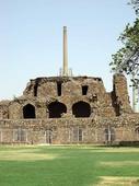 Park for Ashoka stalled?