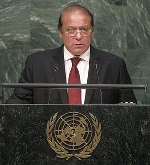 Sharif spoke like Hizbul chief not Pak PM, says BJP's Ram Madhav