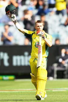 'Reverend' Warner hits another ton to sweep New Zealand in ODIs