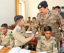 Knowledge is power: Cadet college opens in South Waziristan