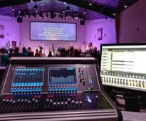 Oak Grove Baptist Church Advances with DiGiCo S21 Pt2