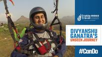 Flying high: Divyanshu Ganatra - Changing the narrative on disability