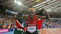 Mwangangi, Choge slotted for World Indoor