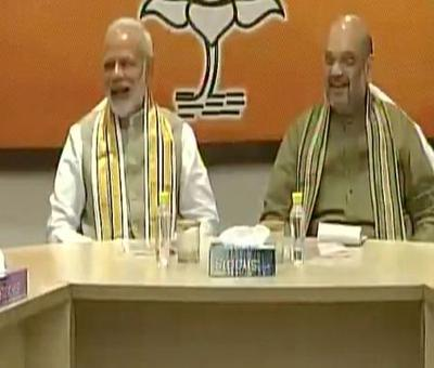 Who will be BJP's vice-presidential candidate? PM, Shah lead meeting
