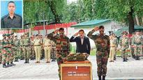 India salutes Nepali soldier who made supreme sacrifice on LoC
