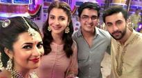 Ranbir Kapoor, Anushka Sharma promote ADHM on Yeh Hain Mohabbatein