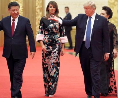 US, China can solve all global problems together: Trump