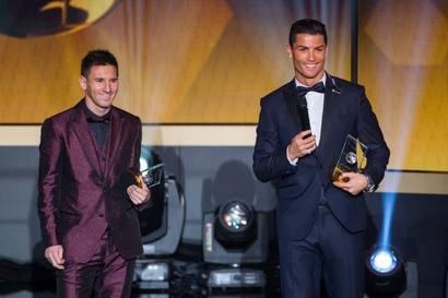 Who will win UEFA player of the year award?