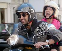 AE DIL HAI MUSHKIL collects 6.15 mil. USD [41.05 cr] in overseas markets, sets new records.