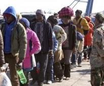 Haiti - Social : Colombia deports 24 illegal Haitian migrants