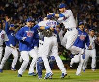 Cubs win the pennant, advance to first World Series in 71 years