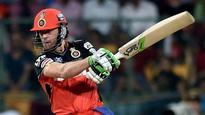 IPL: Superman De Villier's 's Royal heist