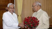 Presidential election: Nitish Kumar to support BJP's pick Ram Nath Kovind