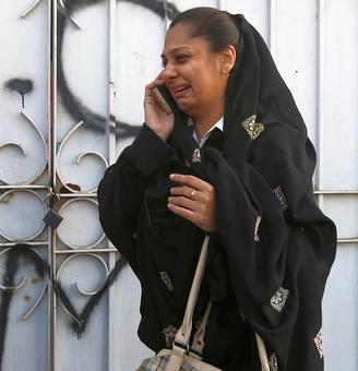 Karachi: 12 killed in fire at four-star hotel, 110 injured