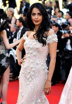 Like Mallika Sherawat's look at Cannes? VOTE!