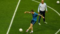 Champions League: 'Gareth Bale won't be risked for Real Madrid's Napoli showdown,' says Zinedine Zidane