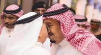 Saudi  Bahraini Talks in Jeddah