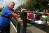 Canal honour for Peter