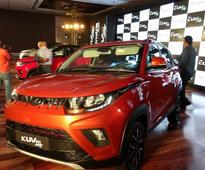 M&M launches KUV100 NXT with 40 new features at Rs 4.5 lakh