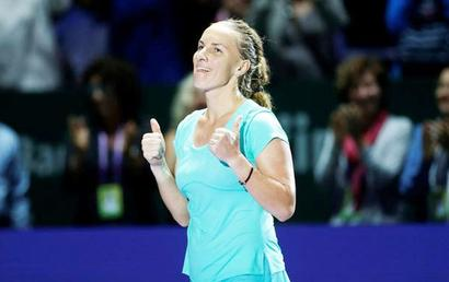 Kuznetsova opens Sydney defence with win, seeds withdraw