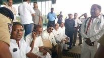 Chiranjeevi arrested at Rajahmundry airport; Police stop him from meeting Kapu crusader Mudragada Padmanabham