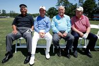 Greats of Golf exhibition at the Insperity Championship