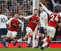 Premier League: Shkodran Mustafi, Alexis Sanchez hand Arsenal derby win over Tottenham Hotspur after 3 years