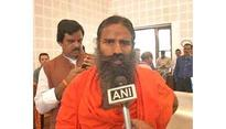Baba Ramdev bats for banning Chinese products