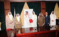 Diyar Al Muharraq donates land plots