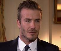 Beckham seeks action on the big screen