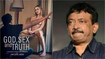 Ram Gopal Varma gets booked for obscenity right before the release of 'God, Sex and Truth'