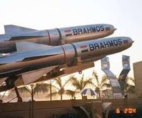 India test-fires Brahmos missile